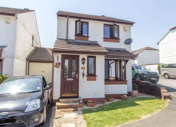 Thumbnail 3 bed link-detached house for sale in Ordulf Road, Tavistock