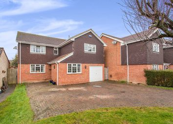 Thumbnail 4 bed detached house for sale in Dimmock Close, Paddock Wood, Tonbridge