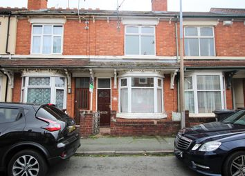 Thumbnail 4 bed terraced house to rent in Fisher Street, Wolverhampton