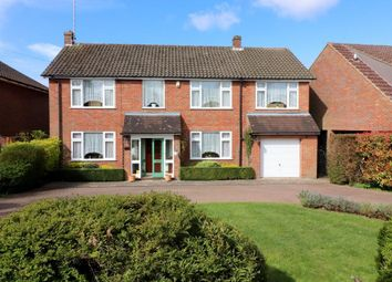 Thumbnail 5 bed detached house for sale in Old Bedford Road, Luton, Bedfordshire