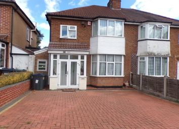 3 bed property to rent in Wolverhampton Road South, Birmingham B32