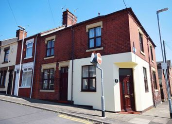 Thumbnail 3 bed terraced house for sale in Hammersley Street, Birches Head, Stoke-On-Trent