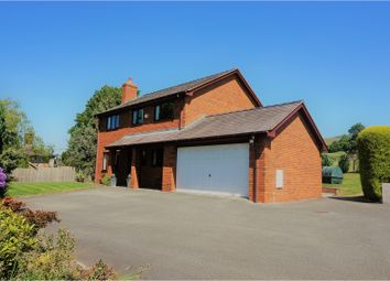 Thumbnail 4 bed detached house for sale in Llanbedr Dyffryn Clwyd, Ruthin