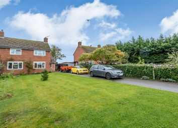 Thumbnail 4 bed semi-detached house for sale in Orchard View, Hillesden, Buckingham, Buckinghamshire