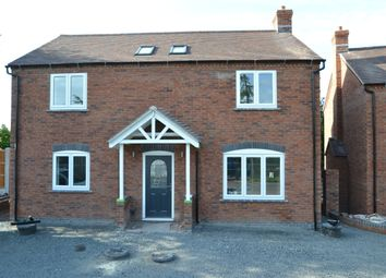 Thumbnail 4 bed detached house for sale in Beaumaris Cottage, Plot 2, Beaumaris Road, Newport