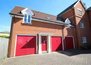 Thumbnail 1 bedroom flat for sale in Pashford Place, Ipswich