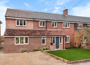 Thumbnail 4 bed semi-detached house for sale in Croom Cottages, Rowstock