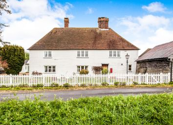 Thumbnail 3 bed detached house for sale in Upper Rodmersham, Rodmersham, Sittingbourne