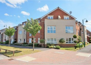 Thumbnail 2 bed flat for sale in Mid Water Crescent Hampton Vale, Peterborough