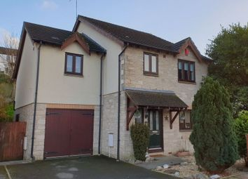 Thumbnail 4 bed detached house for sale in The Gardens, Chudleigh, Newton Abbot
