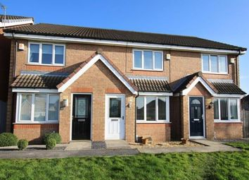 Thumbnail 2 bed mews house for sale in Peak Close, Sunnyside, Rotherham, South Yorkshire