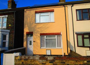 Thumbnail 3 bedroom end terrace house for sale in Lincoln Road, Peterborough