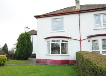 Thumbnail 2 bed semi-detached house for sale in 7 Tabard Road, Knightswood, Glasgow