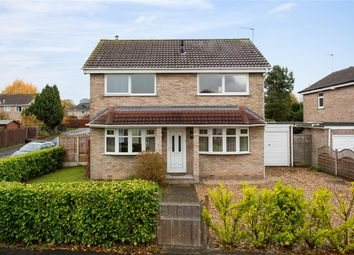 Thumbnail 4 bedroom detached house for sale in Fairfields Drive, Skelton, York