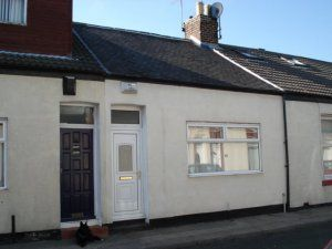 Thumbnail 2 bed terraced house to rent in Percival Street, Sunderland