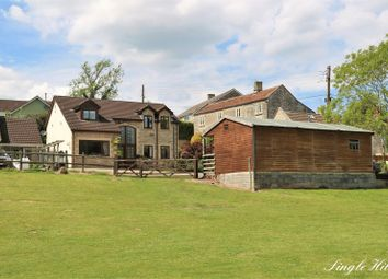 4 bed detached house for sale in Single Hill, Shoscombe, Bath BA2