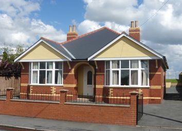 Thumbnail 3 bed detached bungalow for sale in Highmore Street, Hereford