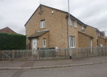 Thumbnail 2 bedroom semi-detached house to rent in Swale Avenue, Peterborough