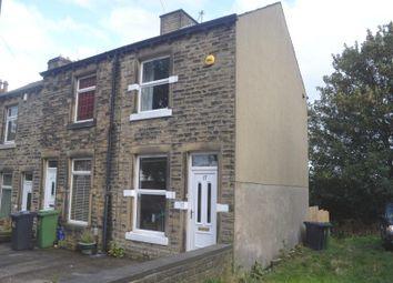 Thumbnail 2 bedroom end terrace house for sale in Sunningdale Road, Crosland Moor, Huddersfield, West Yorkshire