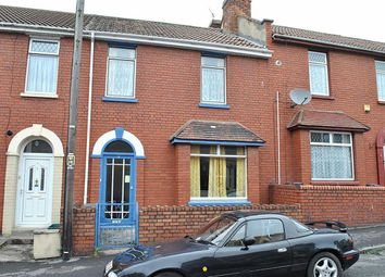 Thumbnail 3 bedroom terraced house for sale in Grindell Road, St. George, Bristol