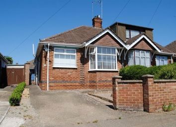 Thumbnail 2 bed semi-detached bungalow for sale in Julian Way, Kingsthorpe Village, Northampton