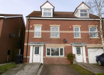 Thumbnail 4 bed semi-detached house for sale in Heather Close, Gainsborough