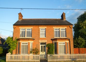 Thumbnail 4 bed detached house for sale in High Road, Wisbech St Mary, Cambridgeshire