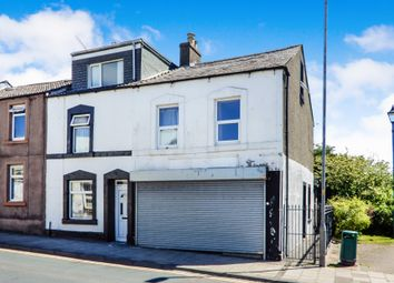Thumbnail Commercial property for sale in 176 Main Street, Frizington, Cumbria