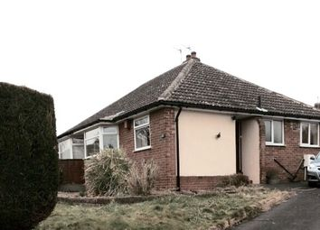 Thumbnail 2 bed semi-detached bungalow to rent in Woolgreaves Drive, Wakefield