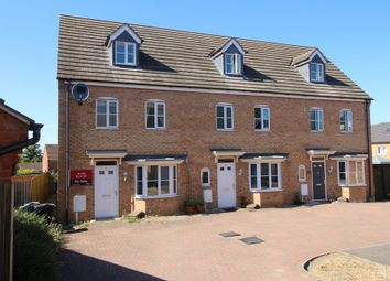 Thumbnail 4 bed town house to rent in Haddon Road, Grantham