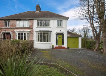 Thumbnail 3 bed semi-detached house to rent in 23, Belfast Road, Holywood