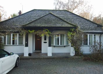 Thumbnail 3 bed detached bungalow to rent in Wyatts Road, Chorleywood, Rickmansworth