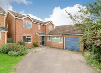 Thumbnail 4 bed property for sale in Cherry Blossom Close, Little Billing, Northampton