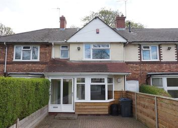 Thumbnail 3 bed terraced house for sale in Tedbury Crescent, Erdington, Birmingham