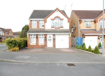 Thumbnail 4 bed property for sale in Marlborough Close, Worksop