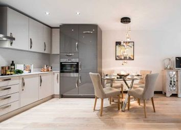 Thumbnail 2 bed flat for sale in Knight Block, Mill Pond Road, Dartford