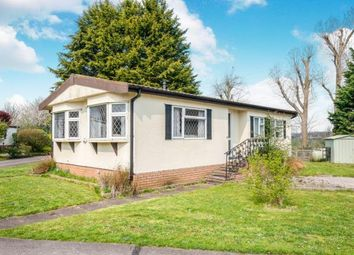 Thumbnail 2 bed bungalow for sale in Lodgefield Park, Stafford, Staffordshire, .