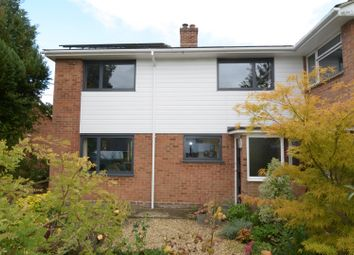 Thumbnail 3 bed semi-detached house for sale in Kings Elms, Barton Stacey, Winchester