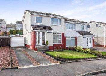 Thumbnail 3 bed semi-detached house for sale in Boylestone Road, Barrhead, Glasgow