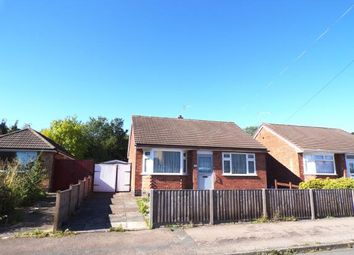 Thumbnail 2 bed bungalow for sale in Brixham Drive, Wigston, Leicester, Leicestershire