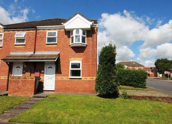 Thumbnail 1 bed town house for sale in Peckleton Green, Barwell, Leicester