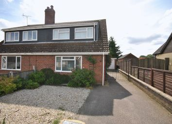 Thumbnail 2 bed property for sale in Hill Road, Costessey, Norwich