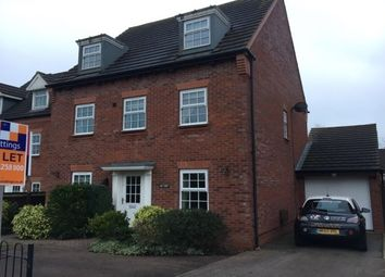 Thumbnail 5 bedroom property to rent in Common Lane, Fradley