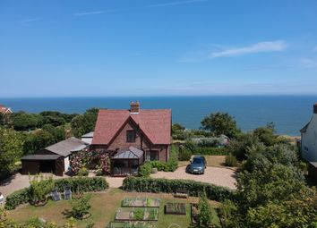 Thumbnail 3 bed detached house for sale in Mundesley Road, Trimingham, Norwich
