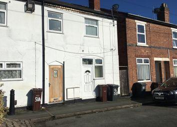 Thumbnail 1 bed flat to rent in Ashland Street, Wolverhampton