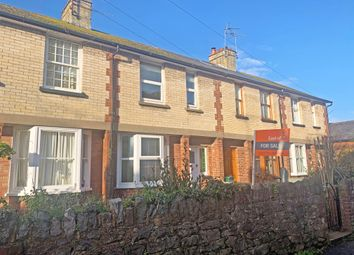 3 bed terraced house for sale in Majorfield Road, Topsham, Exeter EX3