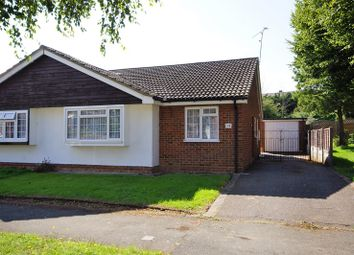 Thumbnail 2 bed semi-detached bungalow for sale in Yarnacott, Shoeburyness, Southend-On-Sea
