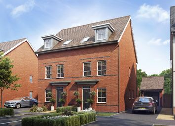 "Thumbnail 3 bed semi-detached house for sale in ""Abingdon"" at Chapel Hill, Basingstoke"