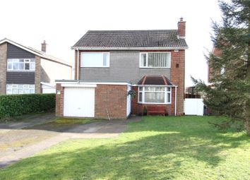 Thumbnail 4 bed detached house for sale in Charles Avenue, Scotter, Lincolnshire