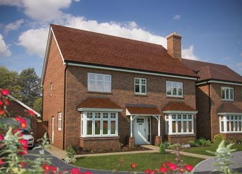 Thumbnail 5 bed detached house for sale in Offchurch Lane, Radford Semele, Leamington Spa